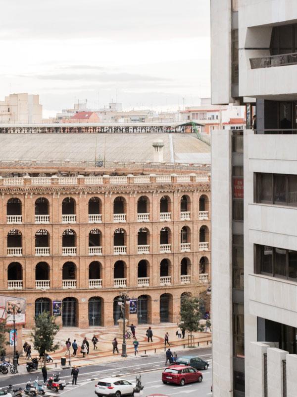 Coworking en el centro de Valencia